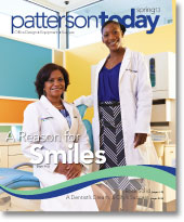 Spring 2013 Patterson Today Issue Cover