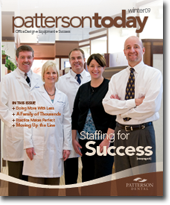 Winter 2009 Patterson Today Issue Cover Image