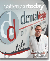 Winter 2012 Patterson Today Issue Cover